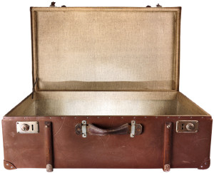 Poetry Suitcase